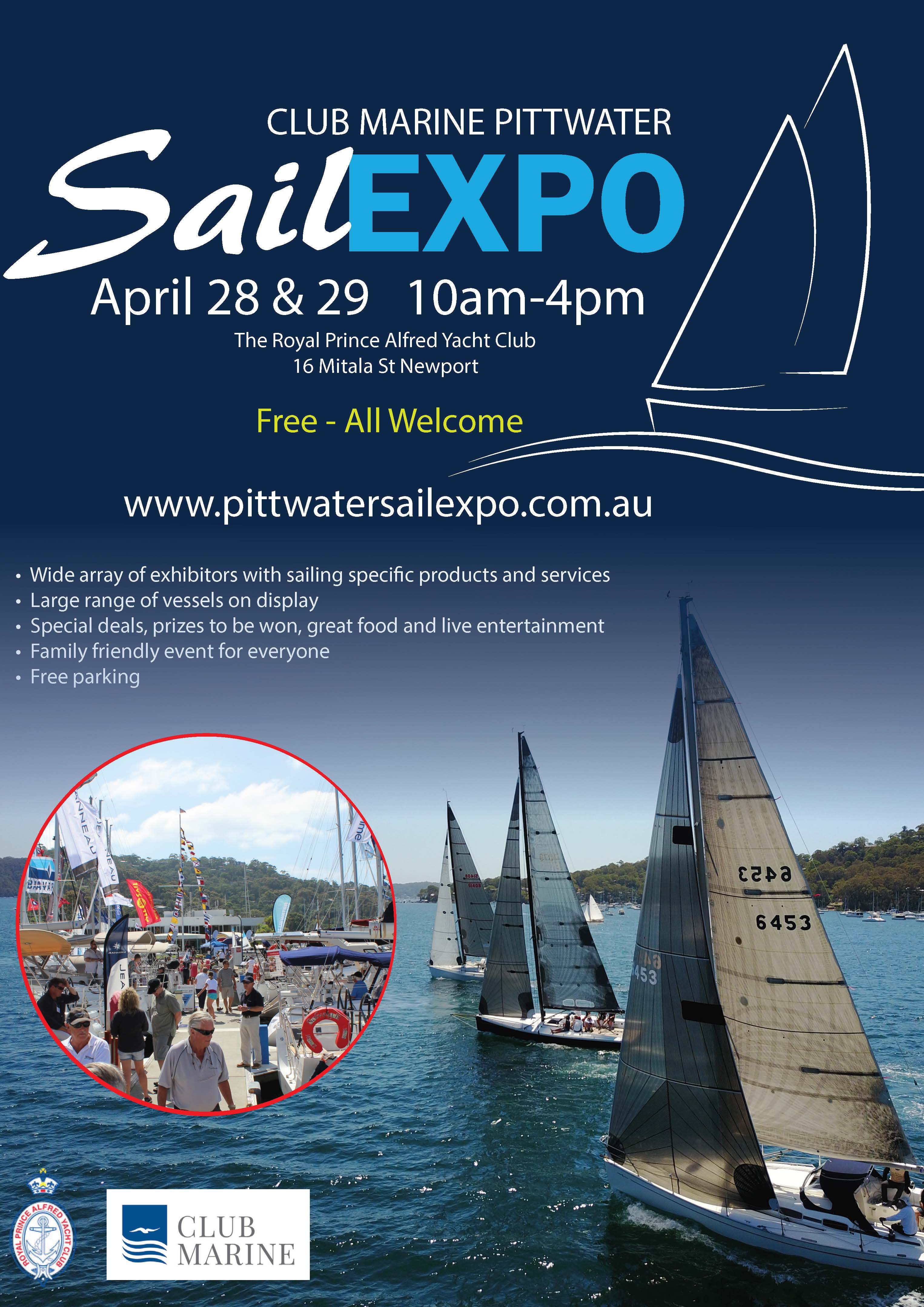 Download the Sail Expo Poster here
